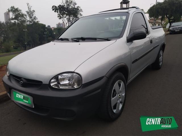 Gm-pick-up corsa 1999 com direção hidráulica - Foto 2