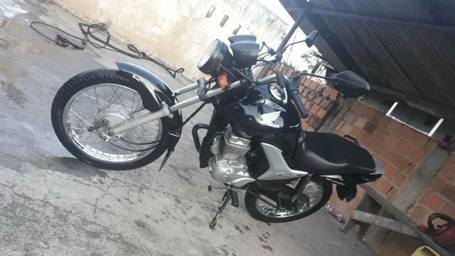 Moto Honda FAN - Foto 2