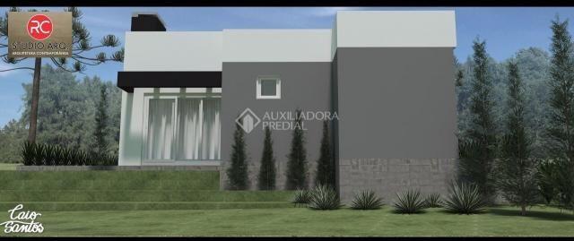 Casa de condomínio à venda com 3 dormitórios em Alphaville, Porto alegre cod:296707 - Foto 3