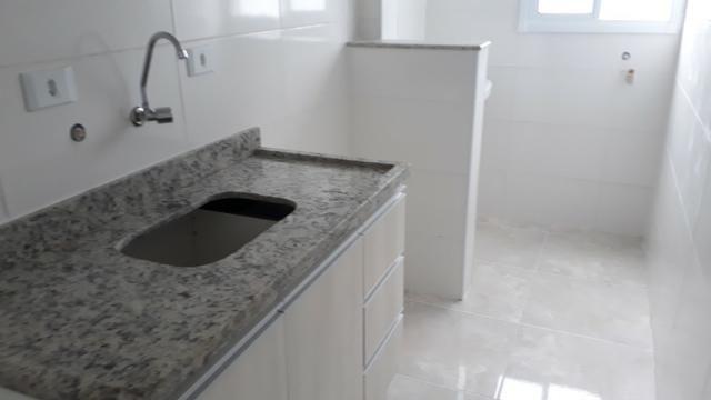 D-Oportunidade 1 Dormitório, centro da Ocian Praia Grande, Financiamento Bancário - Foto 9