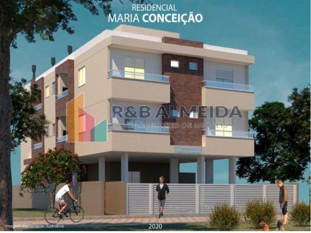 R@/ Investir na planta agora é a hora, Aptos com 1, 2 dormitórios com suite,ótimo lugar - Foto 2