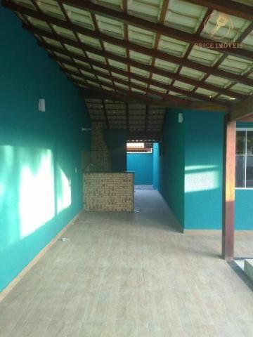 CA2001 Casa com 2 dorm à venda, por R$ 160.000 - Piscina Unamar - Cabo Frio/RJ - Foto 4