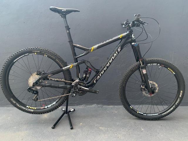 Bicicleta Aro 29 Mtb Cannondale Jekyll Enduro