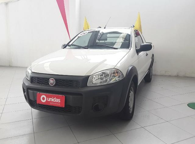 Fiat Strada Hard Working 1.4 cabine simples - Foto 2