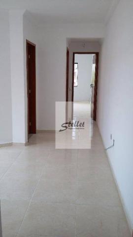 Ótimo apartamento com 2 dormitórios à venda, 52 m² por R$ 149.000 - Floresta Da Gaivota -  - Foto 3
