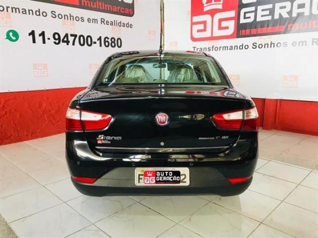 Fiat Grand Siena  Essence 1.6 16V (Flex) FLEX MANUAL - Foto 4