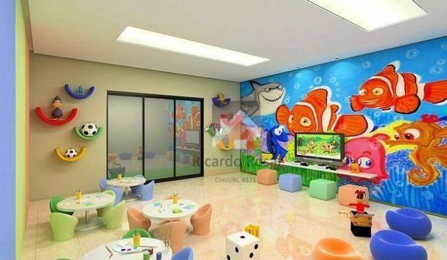 Apartamento c/ 3 quartos, suíte ótima estrutura para lazer no São Jorge!!! - Foto 15