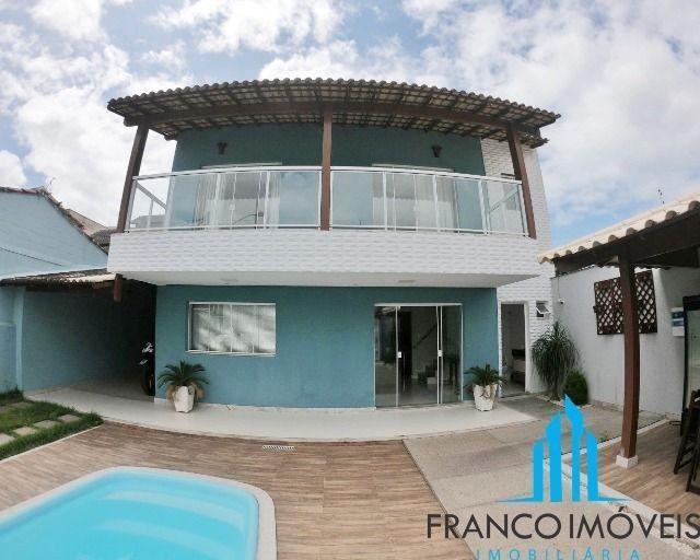 Espetacular casa Duplex com 06 Qts e lazer completo na Praia do Morro - Foto 5