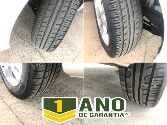 Fiesta Sedam 1.6 Completo + GNV V geração ótimo estado geral entrada R$ 3990,00 + 48 X - Foto 16
