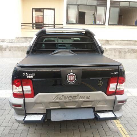 Vendo Strada Locker CD 2012 único Dono - Foto 3