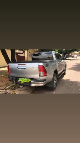 Toyota Hilux srv 2017 - Foto 7