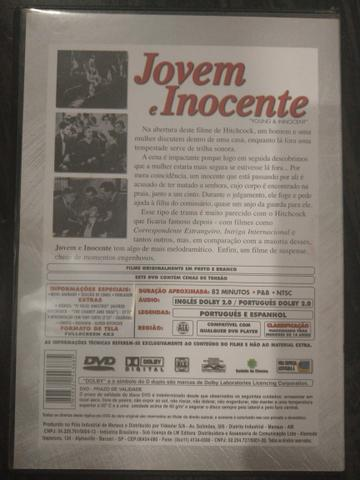DVD Jovem e Inocente - R$ 10 - Foto 2