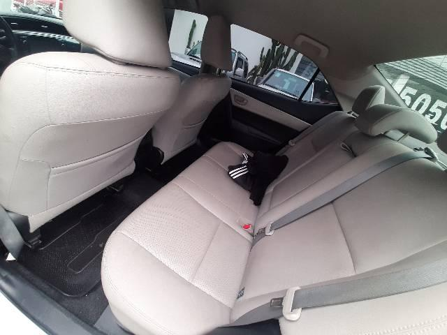Corolla XEI 2.0AT GNV 5° -  63.000km - Bancos em Couro e Multimídia  - Foto 9