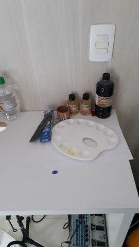 Kit de pintura a óleo completo - Foto 2