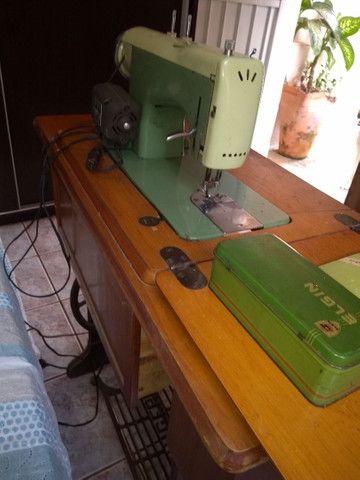 Vendo máquina de costura antiga - Foto 5
