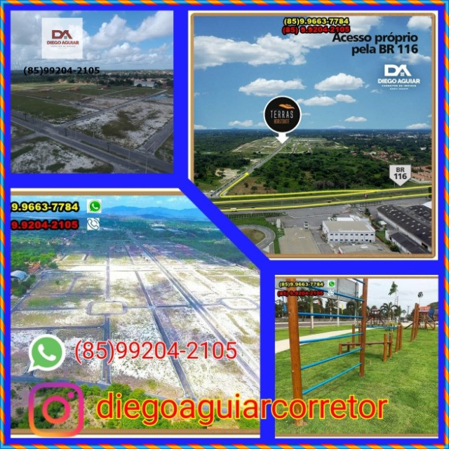 Loteamento Terras Horizonte(Seu melhor investimento) - Foto 2