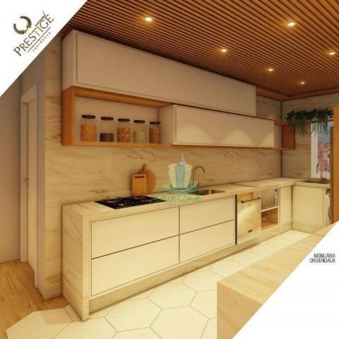 Apartamento com 1 dormitório à venda com 28 m² por R$ 235.200 no Prestige Mercosul Studios - Foto 11