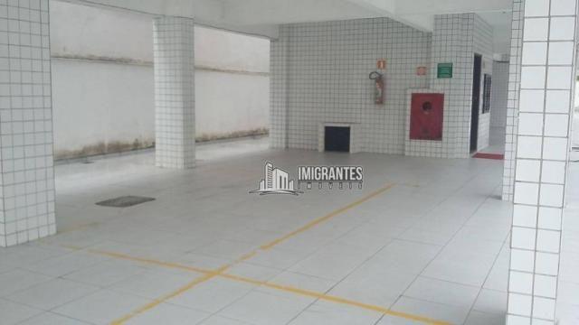 Apartamento de 1 dormitório na Guilhermina, em Praia Grande - Foto 2