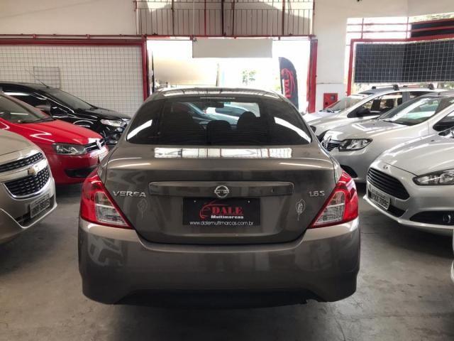 Nissan Versa 1.6 16V S FlexStart (Flex) - Foto 11