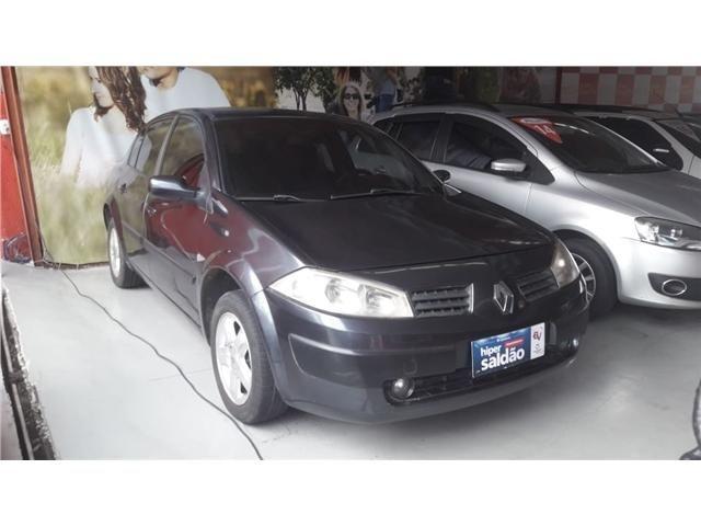 Renault Megane 1.6 expression 16v flex 4p manual - Foto 3