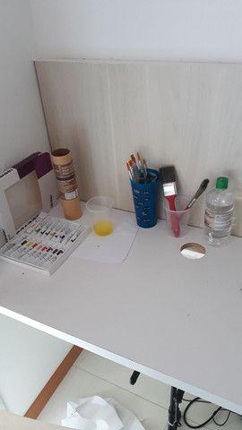 Kit de pintura a óleo completo - Foto 3
