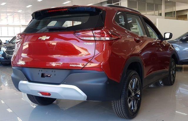 Nova Tracker Premier Aut 2022 - 1.2 Turbo - A SUV que deu um Restart na Categoria - Foto 2