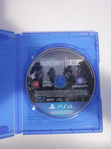 Jogo TOM CLANCY'S Rainbow Six (Seminovo) - Foto 2