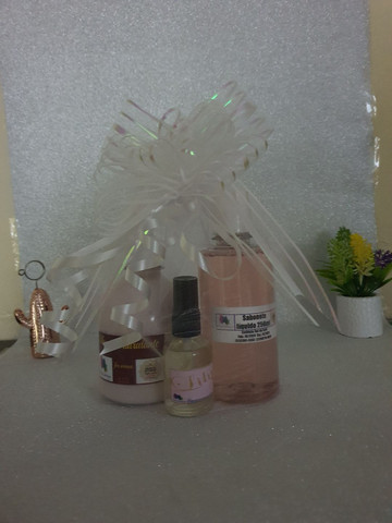 Kit presente perfumado  - Foto 3