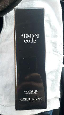 Perfume importado Armani code - Foto 3