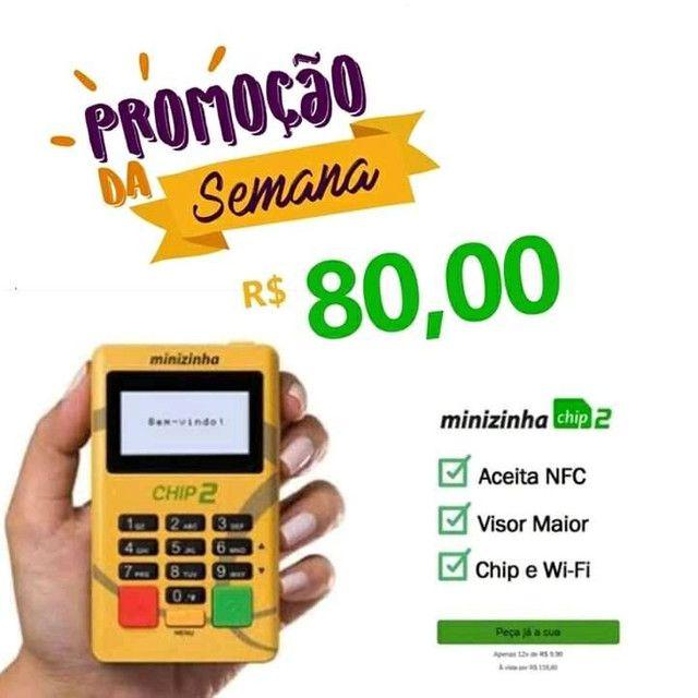 MAQUINA DE CARTÃO COM CHIP (80 REAIS)