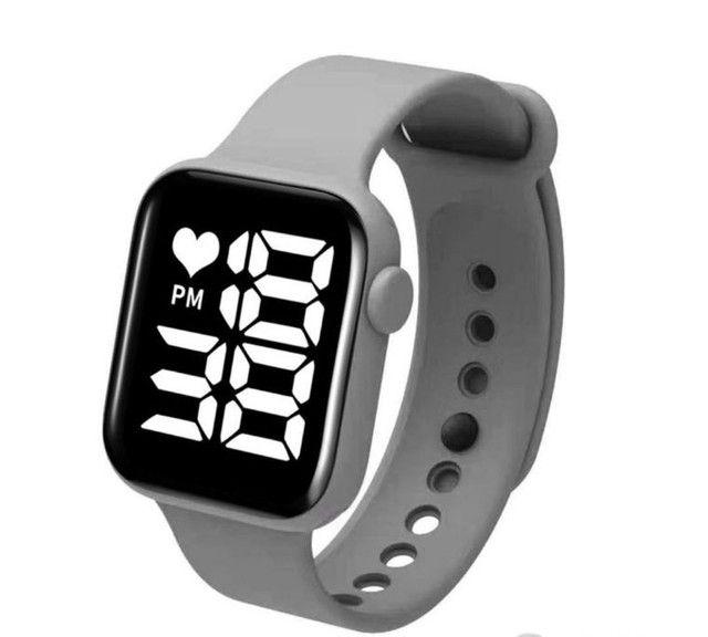 Relógios unissex digital prova d'água - Foto 3