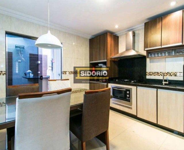 Casa de condomínio à venda com 5 dormitórios em Pinheirinho, Curitiba cod:10140 - Foto 3