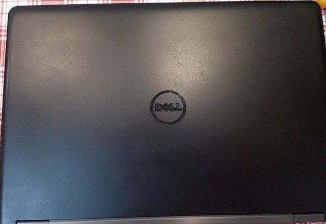 Notebook Dell Latitude E5450 Processador I5 Memoria 8gb Ddr3L HD 500gb 12x Sem Juros