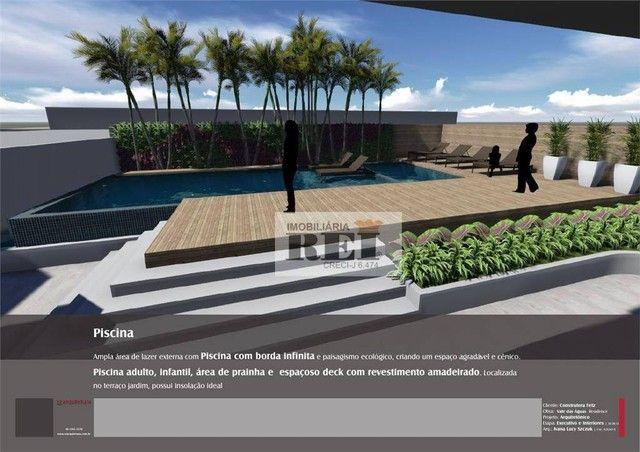 Apartamento com 4 dormitórios à venda, 226 m² por R$ 2.034.000 - Setor Central - Rio Verde - Foto 11