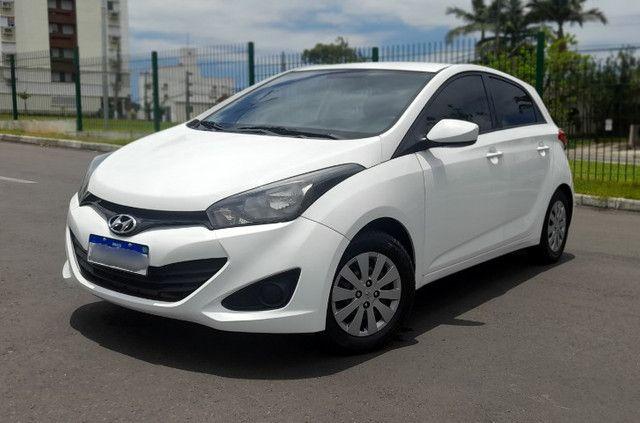 Hyundai HB20 - 1.6 Conforte Branco - Kit GNV