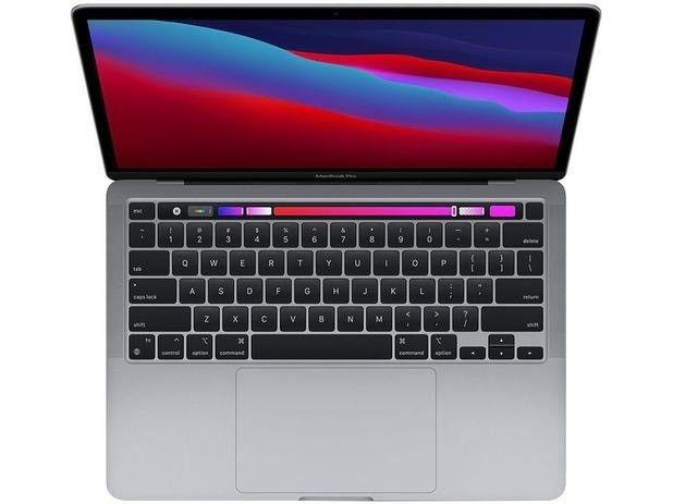 Macbook Pro 13'' Novo M1 8gb RAM 256gb  - Foto 2