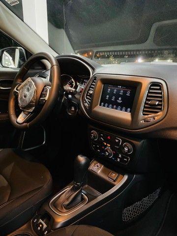 Jeep compass Sport 2021; MontK veículos anuncia  - Foto 10