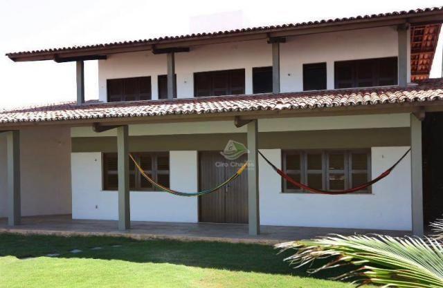 Casa à venda, 93 m² por R$ 450.000,00 - Novo Iguapé - Iguape/CE
