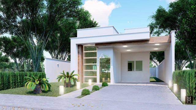 Casa à venda, 55 m² por R$ 265.000,00 - Gereraú - Itaitinga/CE - Foto 6