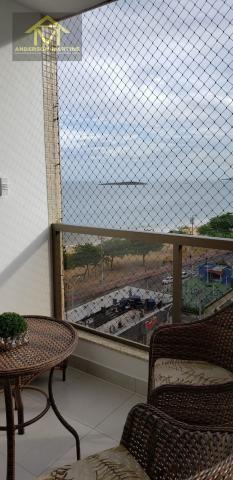 Apartamento à venda com 1 dormitórios em Praia de itaparica, Vila velha cod:17919 - Foto 6
