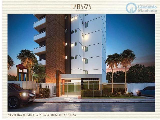 La Piazza Andar alto, no melhor da Aldeota 93m2 R$770.000 - Foto 16