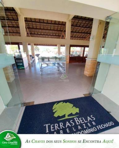 Casa à venda, 55 m² por R$ 265.000,00 - Gereraú - Itaitinga/CE - Foto 3