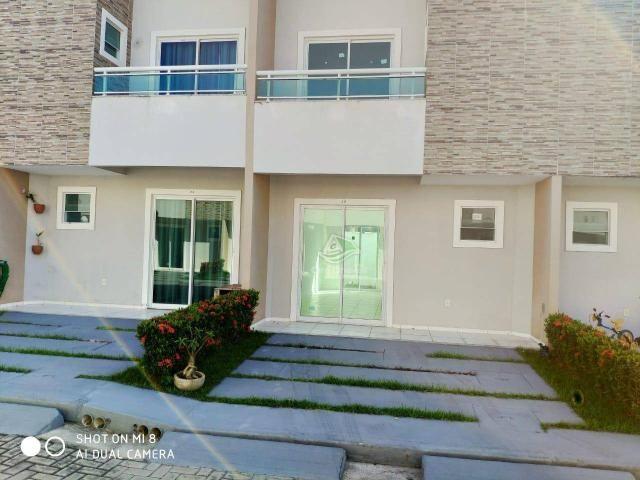 Sobrado com 2 dormitórios à venda, 70 m² por R$ 210.000,00 - Tamatanduba - Eusébio/CE - Foto 3