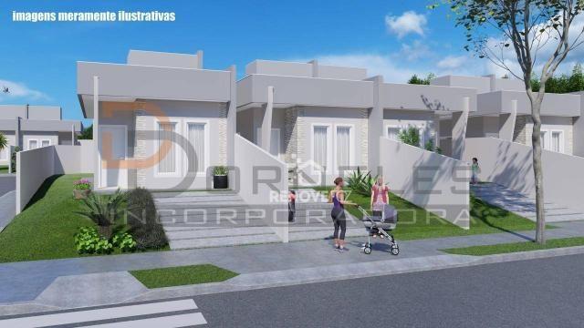 Casa com 2 dormitórios à venda, 53 m² por R$ 200.000,00 - Loteamento Comercial e Residenci - Foto 5