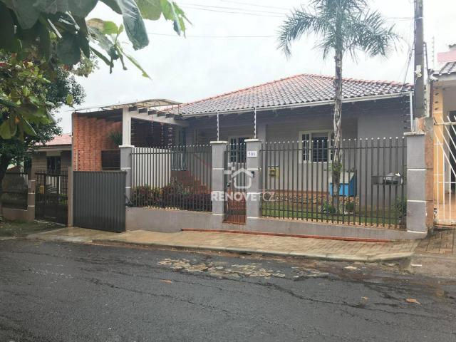 Casa com 3 dormitórios à venda, 167 m² por R$ 580.000 - Conjunto Libra - Foz do Iguaçu/PR