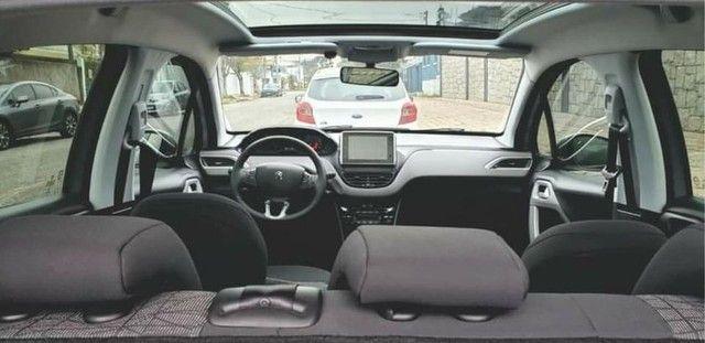 Peugeot 208 Allure 1.2  Flex 2020 - Foto 2