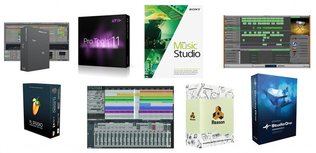 Softwares, Plugins, Vst, Programas Home Studio Win e Mac