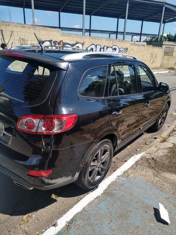 Hyundai Santa Fé 2011 3.5 V6 4x4 Aut Linda - Foto 2