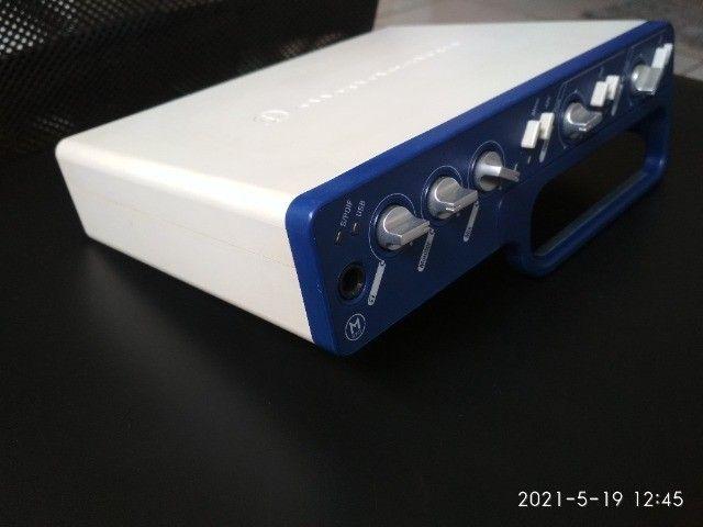 Interface de Áudio Digidesign Mbox 2 - Foto 2