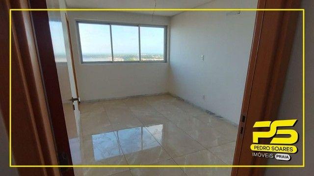Apartamento com 4 dormitórios para alugar, 223 m² por R$ 6.700/mês - Altiplano - João Pess - Foto 7